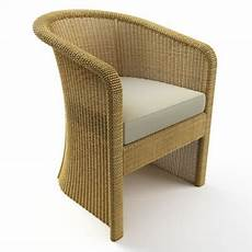 Wicker Rattan Sofa 3d Image by 3d Model Wicker Chair Table