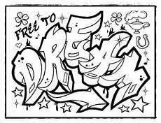 Graffiti Malvorlagen Word Graffitimalvorlagen Ausmalbilder Graffiti Graffiti
