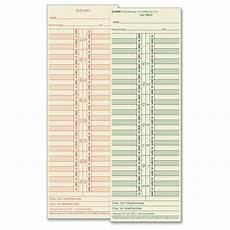 Semi Monthly Time Card Semi Monthly Time Card Ld Products