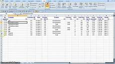 How To Make Invoices In Excel Excel Invoice System Youtube