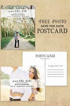 Save The Date Postcard Blog Photo Postcard Save The Date Free Printable