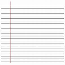 Notebook Paper Template For Word Notebook Paper Pdf Template Business