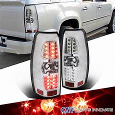 Led Lights For Avalanche Chevy 07 12 Avalanche Led Lights Brake Stop Rear Lamp
