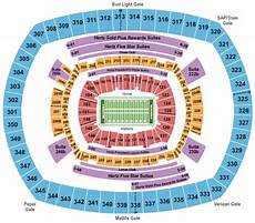 Metlife Virtual Seating Chart Metlife Stadium Seating Chart East Rutherford