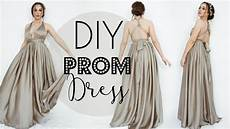 diy prom dress no basic pattern use tijana