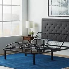 lucid adjustable bed frames lucidmattress