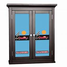 race car cabinet decal small personalized youcustomizeit