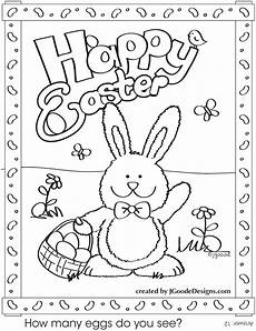 bunny easter coloring pages and print for free