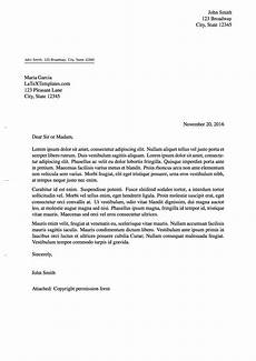 Formal Letter Format Template Templates 187 Elmueller Formal Letter