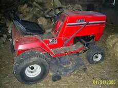 Used Farm Tractors For Sale Mtd Lawn Mower 2005 07 20