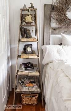 oggetti per arredare da letto idee fai da te per la da letto i comodini nel