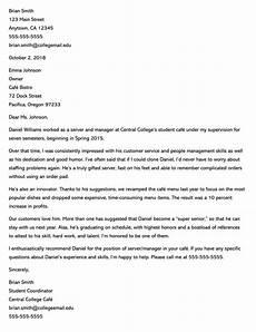 sample student recommendation letter student recommendation letter 15 sample letters and
