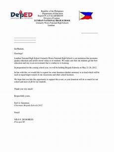 Sample Of Letter Of Solicitation For Donation Solicitation Letter Sample Solicitation Letter