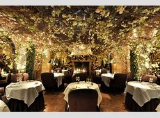 Three most romantic restaurants in London   EALUXE.COM