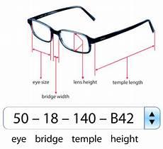 Eyeglasses Measurements Chart Eyeglasses Frame Size Chart Pdf David Simchi Levi