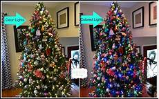 Christmas Tree Decorating Ideas With Multicolor Lights 7 Tips On Decorating Your Tree Beauteeful Living
