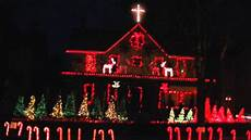 Wizards In Winter Christmas Lights House Wizards In Winter Christmas Light Show 2012 Leechburg
