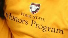 Honors Program Polk State Graduates Include 10 From Honors Program Polk