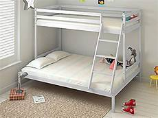panana bunk bed frame 3ft single 4ft6 metal