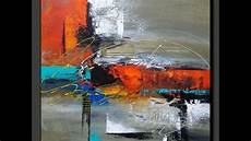 Acrylic Abstract Painting Abstract Painting Easy Acrylic Abstract Painting Demo
