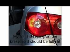2005 Vw Passat Brake Light Bulb How To Change Brake Light Bulbs On Jetta 2 5 Mkv Youtube