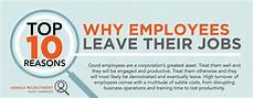 Reasons To Leave Job Top 10 Reasons Why Employees Leave Their Job Infographic