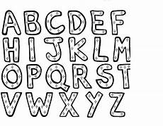 letter coloring pages for a z
