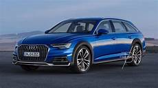 2019 audi a6 comes 2019 audi a6 allroad rendered looks properly rugged