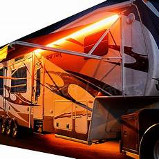 How To Add Led Lights To Rv Awning How To Use Your Rv Awning An Easy Guide To Rv Awnings