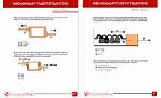 Free Online Aptitude Test Quality Mechanical Aptitude Ebook