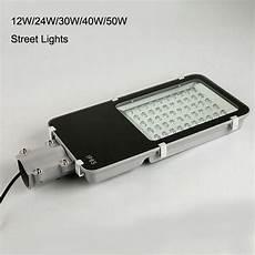 Small Stadium Lights 2019 12 50w Led Streets Lights Road Lamp Waterproof Ip65