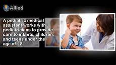 Medical Assistant Pediatric Jobs What Is A Pediatric Medical Assistant Online Medical