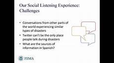 listening before we speak understanding our audience in