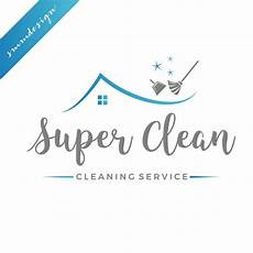 Cleaning Services Logo Ideas Cleaning Logo Design Premade Logo Cleaning Service House