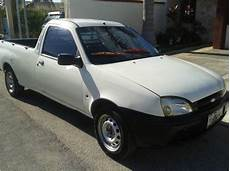 Camioneta Ford Courier 2002