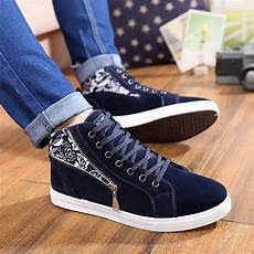 suede pu leather casual shoes autumn sale