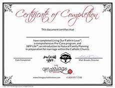 Generic Certificate Of Completion Lofil Certificate Of Completion Generic Living Our