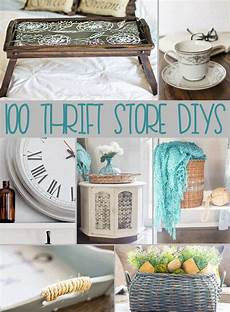 diy projects for 100 thrift store diy projects domestically speaking