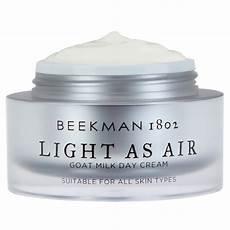 Beekman Light As Air Face Cream Light As Air Goat Milk Day Cream For Face Beekman 1802