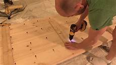 how to build a diy office desk using lowe s quot live