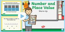 Powerpoint On Place Value Year 2 Number And Place Value Maths Warm Up Powerpoint