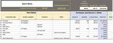 Free Excel Templates For Accounting Free Excel Bookkeeping Templates