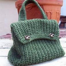 stricken taschen purse patterns to crochet knit easy crochet patterns