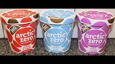 Arctic Zero New Light Ice Cream Arctic Zero Cookies Amp Cream Vanilla Bean Amp Toffee Crunch