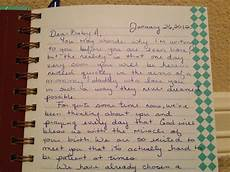 Sample Personal Journal Entries Image