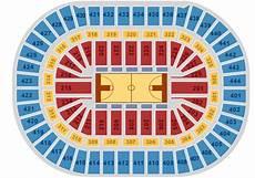 Honda Center Seating Chart Seating Maps Honda Center