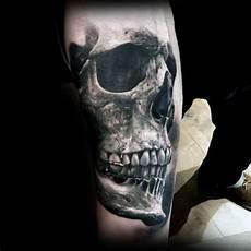 3 Skull Designs 50 3d Skull Designs For Men Cool Cranium Ink Ideas
