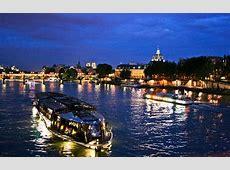 Bateaux Parisiens Late Evening Seine River Dinner Cruise