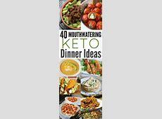 Easy Keto Dinner Ideas   40 Easy Keto Dinner Recipes