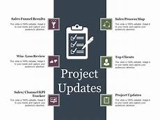 Powerpoint Update Template Project Updates Ppt Example Professional Powerpoint